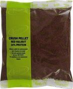 Lorpio Premium Crush Pellet Red Halibut 500g